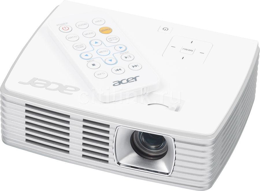Проектор ACER K132 белый [mr.jgn11.001]