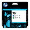Печатающая головка HP C9408A зеленый / голубой вид 1