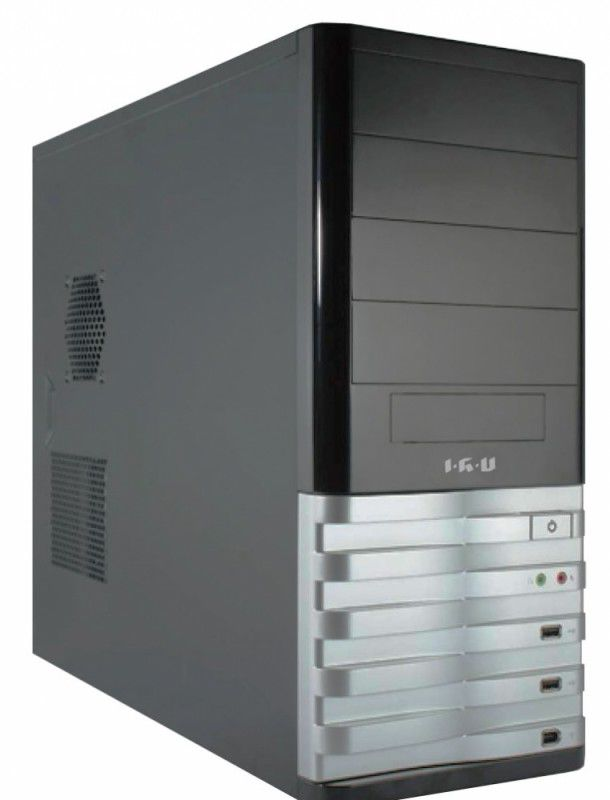 Компьютер  IRU Home 550,  Intel  Core i5  3470,  DDR3 8Гб, 1Тб,  nVIDIA GeForce GTX 760 - 2048 Мб,  DVD-RW,  CR,  Free DOS,  черный