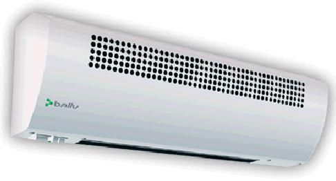 Тепловая завеса BALLU BHC-6.000SR, 6кВт белый