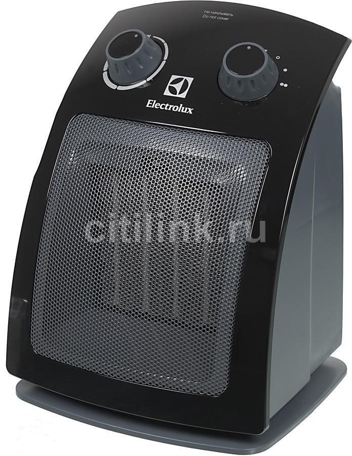 Тепловентилятор ELECTROLUX EFH/C-5115,  1500Вт,  черный