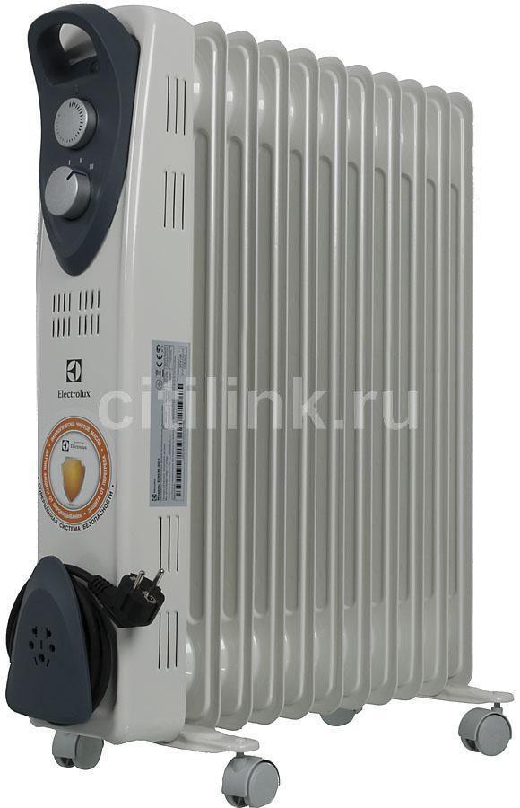 Масляный радиатор ELECTROLUX EOH/M-3221, 2200Вт, белый