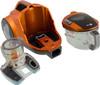 Пылесос LG VK75302HC, 2000Вт, оранжевый вид 6