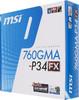 Материнская плата MSI 760GMA-P34 (FX) SocketAM3+, mATX, Ret вид 6