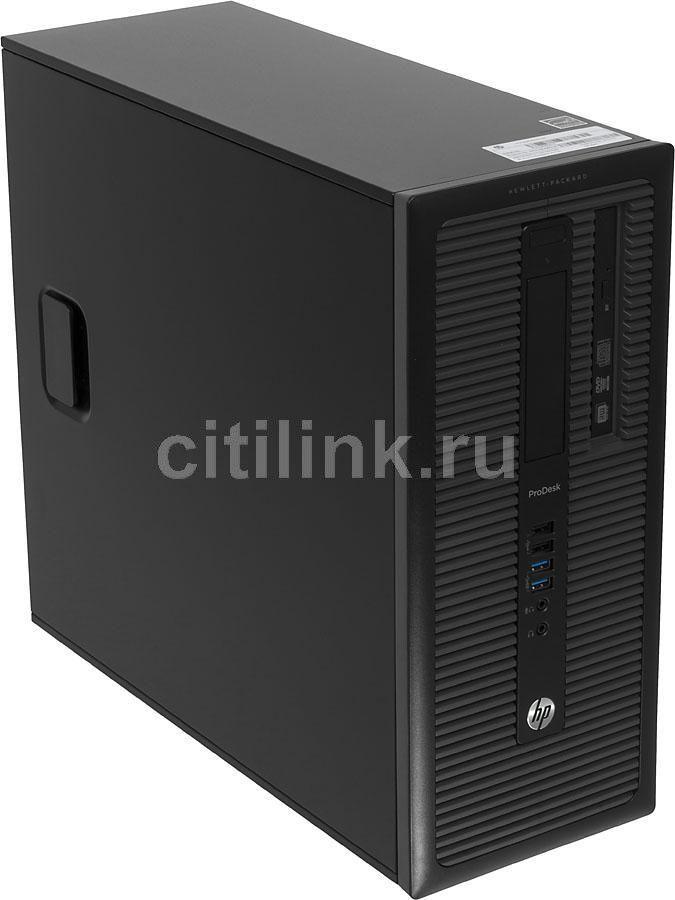 Компьютер  HP ProDesk 600 G1 MT,  Intel  Core i5  4570,  DDR3 8Гб, 1000Гб,  Intel HD Graphics 4600,  DVD-RW,  Windows 7 Professional,  черный [h5u10ea]