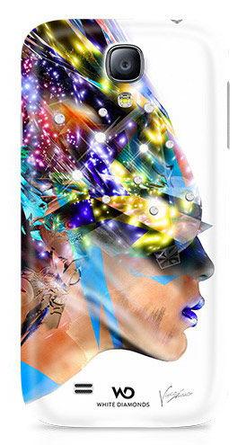 Чехол (клип-кейс) WHITE DIAMONDS Nafrotiti, для Samsung Galaxy S4, белый [wd-2310naf47]