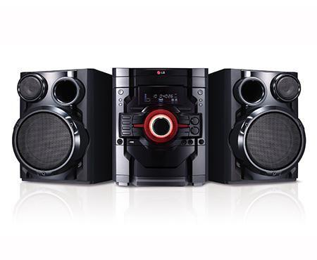 Музыкальный центр LG DM5230J,  черный