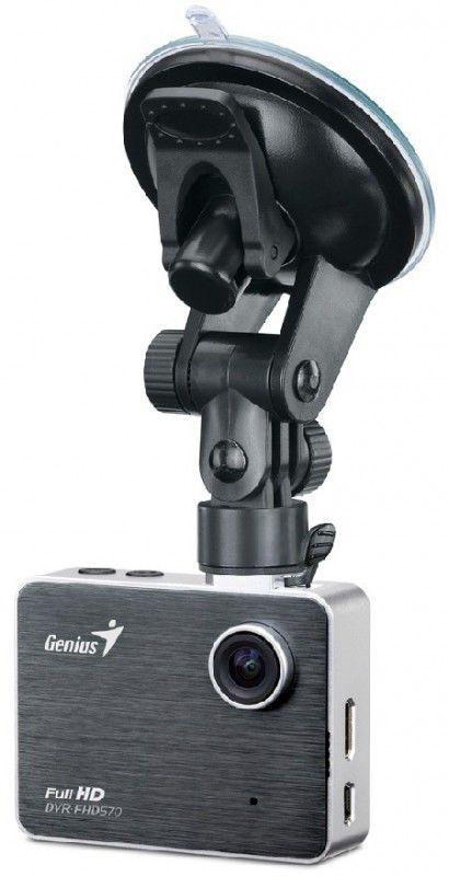 Видеорегистратор GENIUS DVR-FHD570 черный [32300017100]