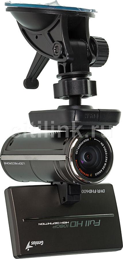 Видеорегистратор GENIUS DVR-FHD600 черный [32300015100]