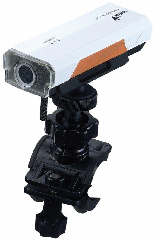 Видеорегистратор GENIUS DVR-GPS300 серый [32300009100]