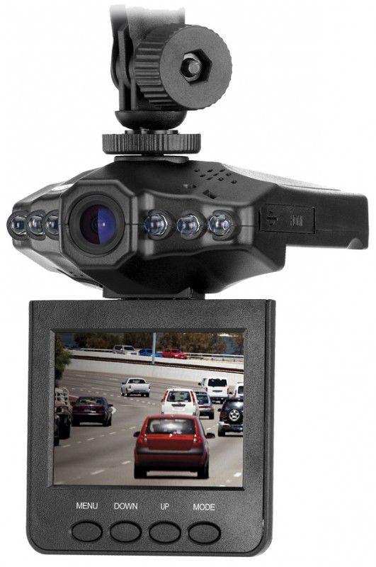 Видеорегистратор GENIUS DVR-HD560 синий [32300011100]