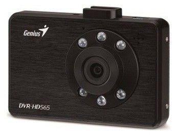 Видеорегистратор GENIUS DVR-HD565 черный [32300108101]