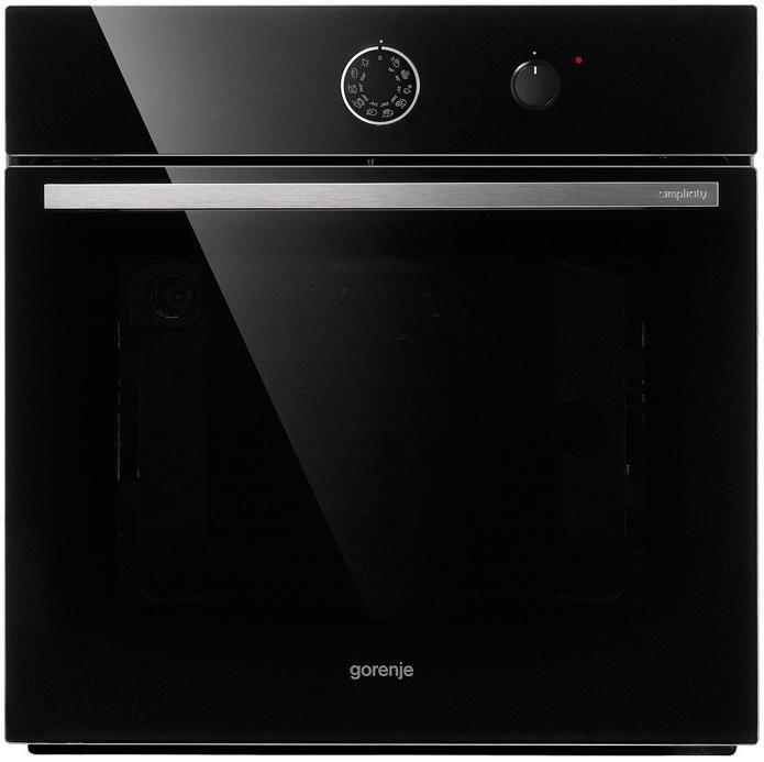 Духовой шкаф GORENJE Simplicity BO71SY2B,  черный