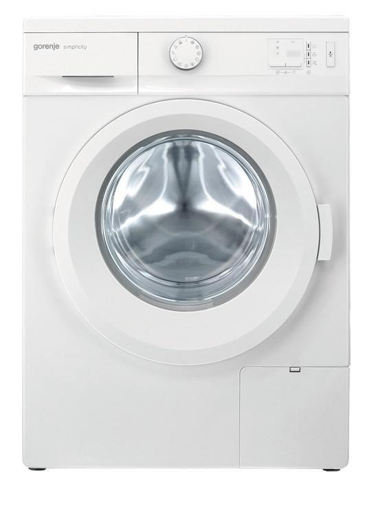 Стиральная машина GORENJE Simplicity WA 72SY2W, фронтальная загрузка,  белый