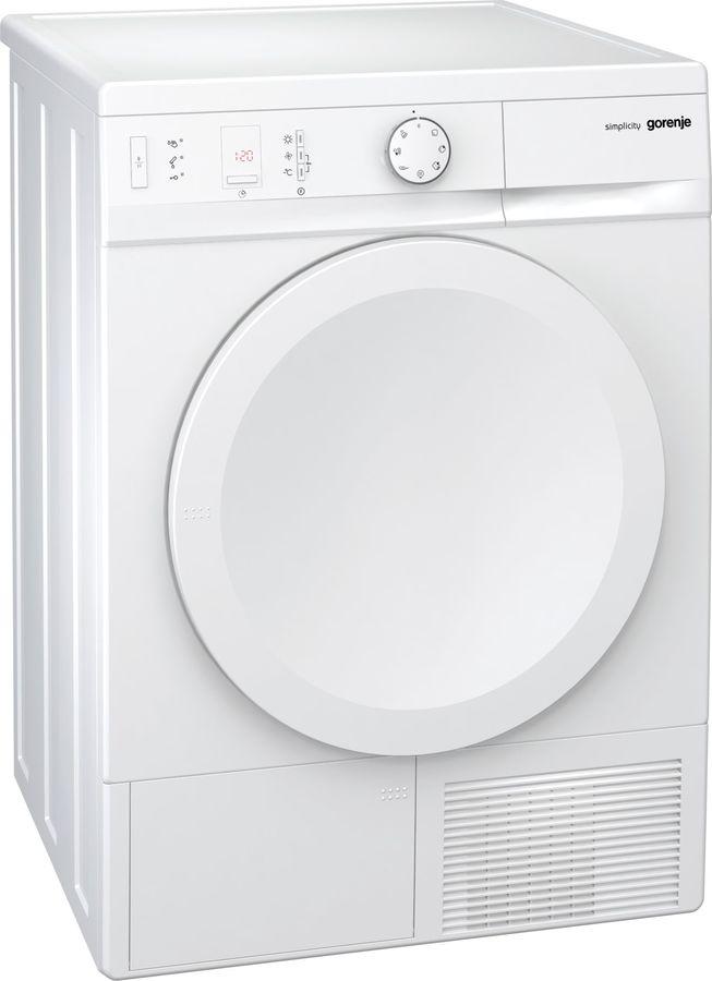 Сушильная машина GORENJE Simplicity D74SY2W белый