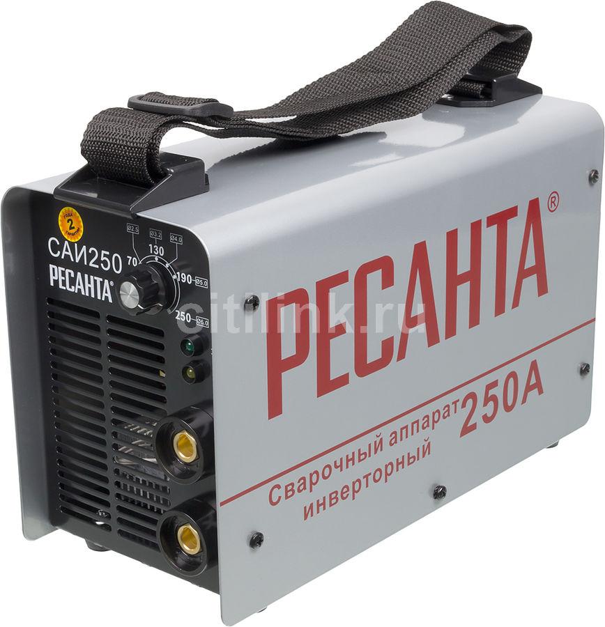 Сварочный аппарат инвертор ресанта саи 250 бензиновый генератор firman fpg 1500
