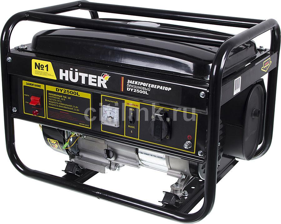 Бензиновый генератор HUTER DY2500L,  220 В,  2.2кВт [64/1/3]