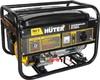 Бензиновый генератор HUTER DY3000LX,  220 В,  2.8кВт [64/1/10] вид 2