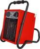 Тепловая пушка электрическая РЕСАНТА ТЭП-3000,  3кВт красный вид 1