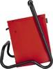 Тепловая пушка электрическая РЕСАНТА ТЭП-3000,  3кВт красный вид 4