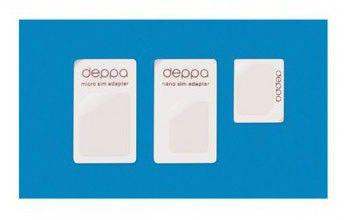Адаптер SIM DEPPA Nano & micro SIM 74000