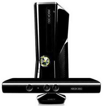 Игровая консоль MICROSOFT Xbox 360 R9G-00219, черный