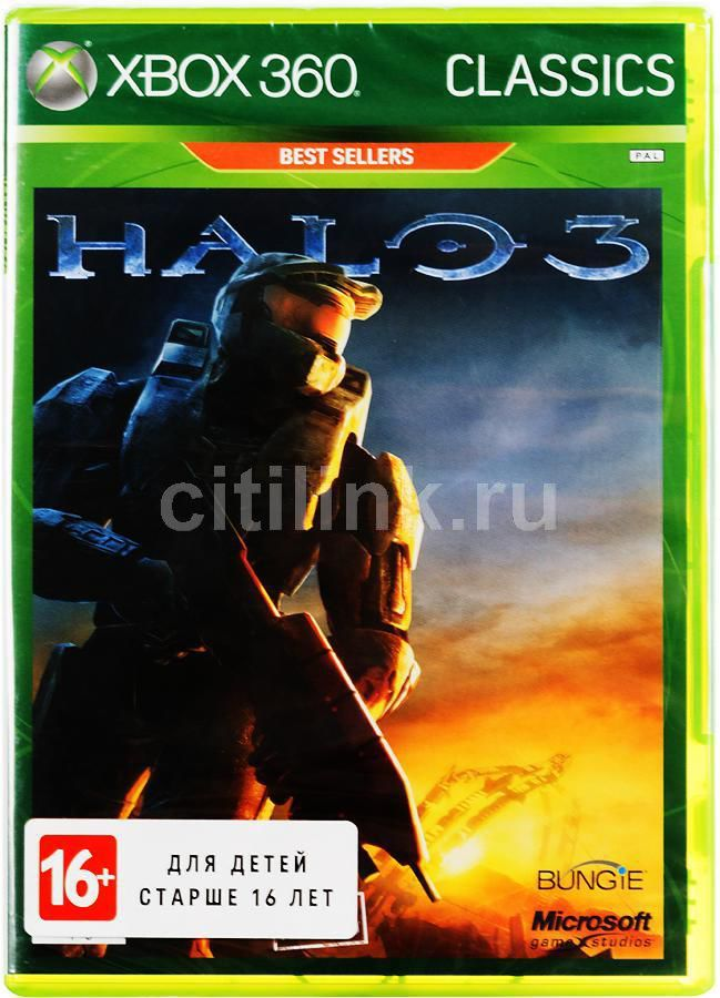 Игра MICROSOFT HALO 3 для  Xbox360 Eng