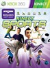 Игра MICROSOFT Kinect Sports (YQC-00018) (для Kinect) для  Xbox360 RUS (субтитры) вид 1