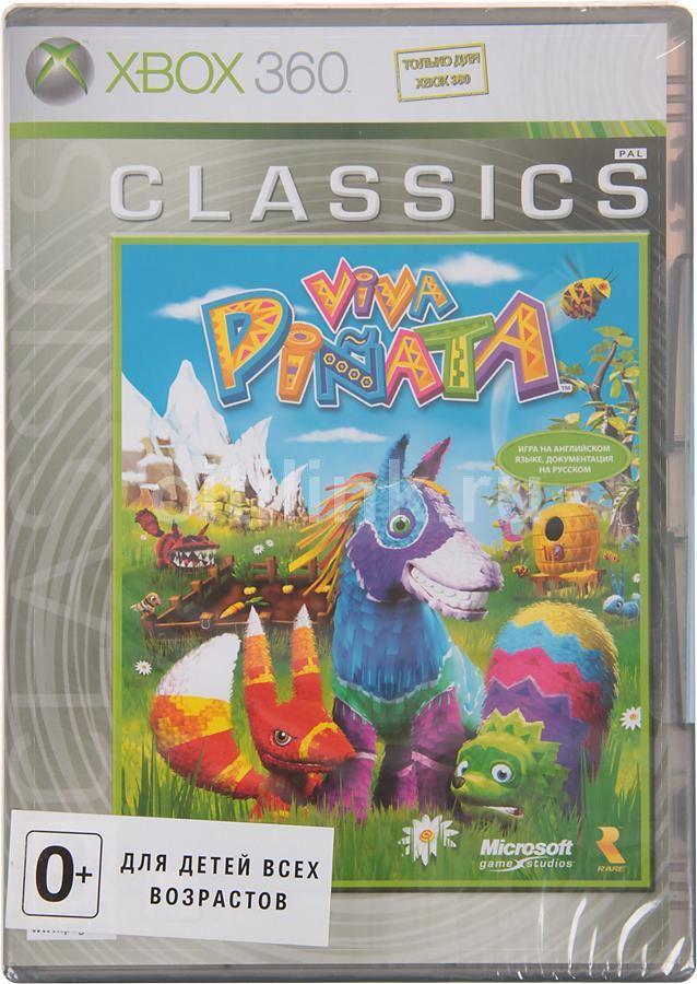 Игра MICROSOFT Viva Pinata для  Xbox360 Eng
