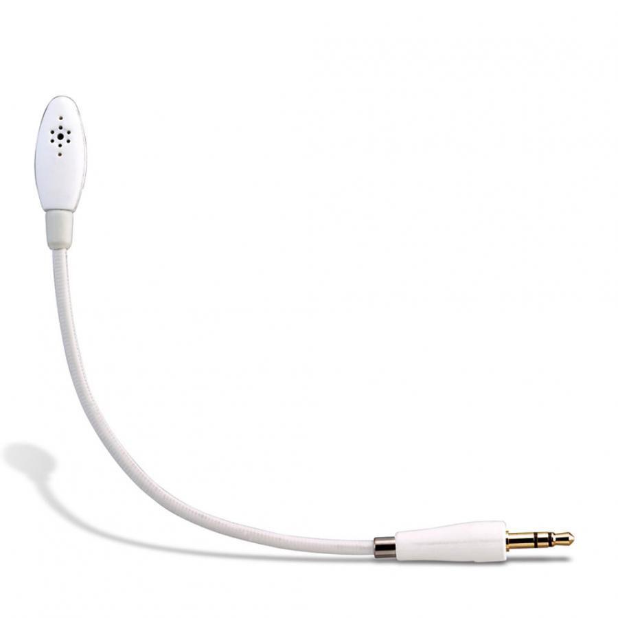 Микрофон GENIUS MIC-03A,  белый [31700008102]