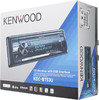 Автомагнитола KENWOOD KDC-BT53U,  USB вид 9