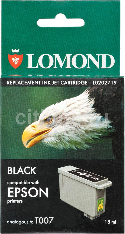 Картридж LOMOND T007 черный [l0202719]