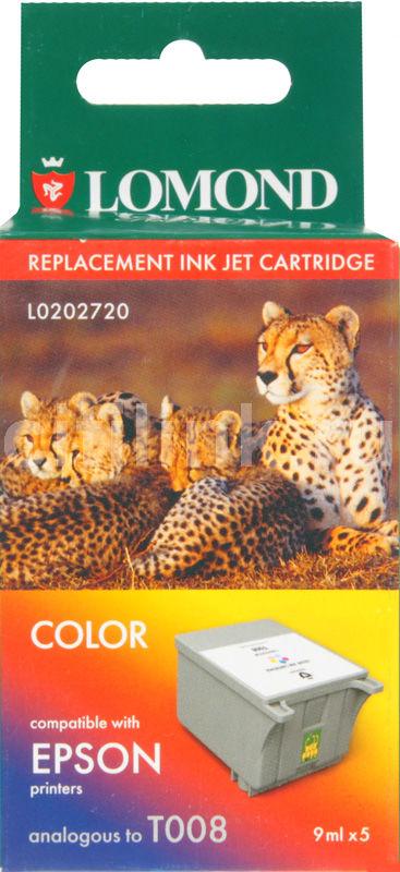 Картридж LOMOND T008 многоцветный [l0202209]