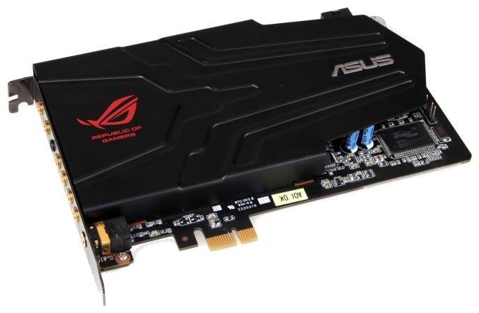 Звуковая карта PCI-E x1 ASUS ROG Xonar Phoebus,  7.1, Ret