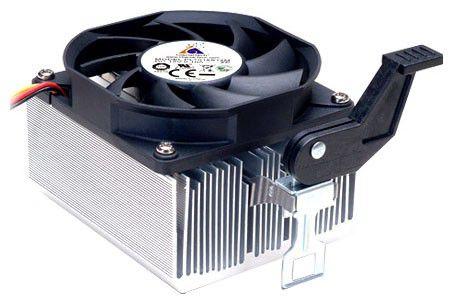Вентилятор Glacialtech Igloo 7223 Soc-AMD/ 3pin 26dB Al 89W 250g скоба Sleeve BULK