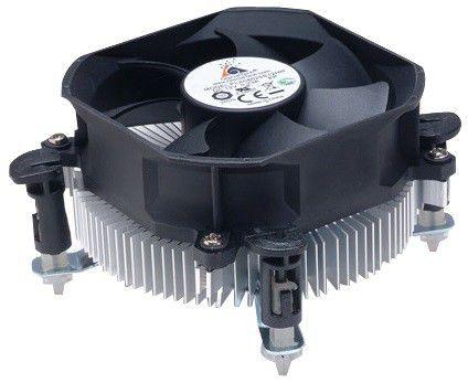 Устройство охлаждения(кулер) GLACIALTECH Igloo 5051 Light Combo,  80мм, OEM