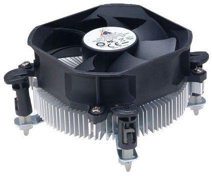 Устройство охлаждения(кулер) GLACIALTECH Igloo 5051 PWM Combo,  80мм, OEM