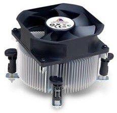 Устройство охлаждения(кулер) GLACIALTECH Igloo 5063 Silent Combo,  80мм, Ret