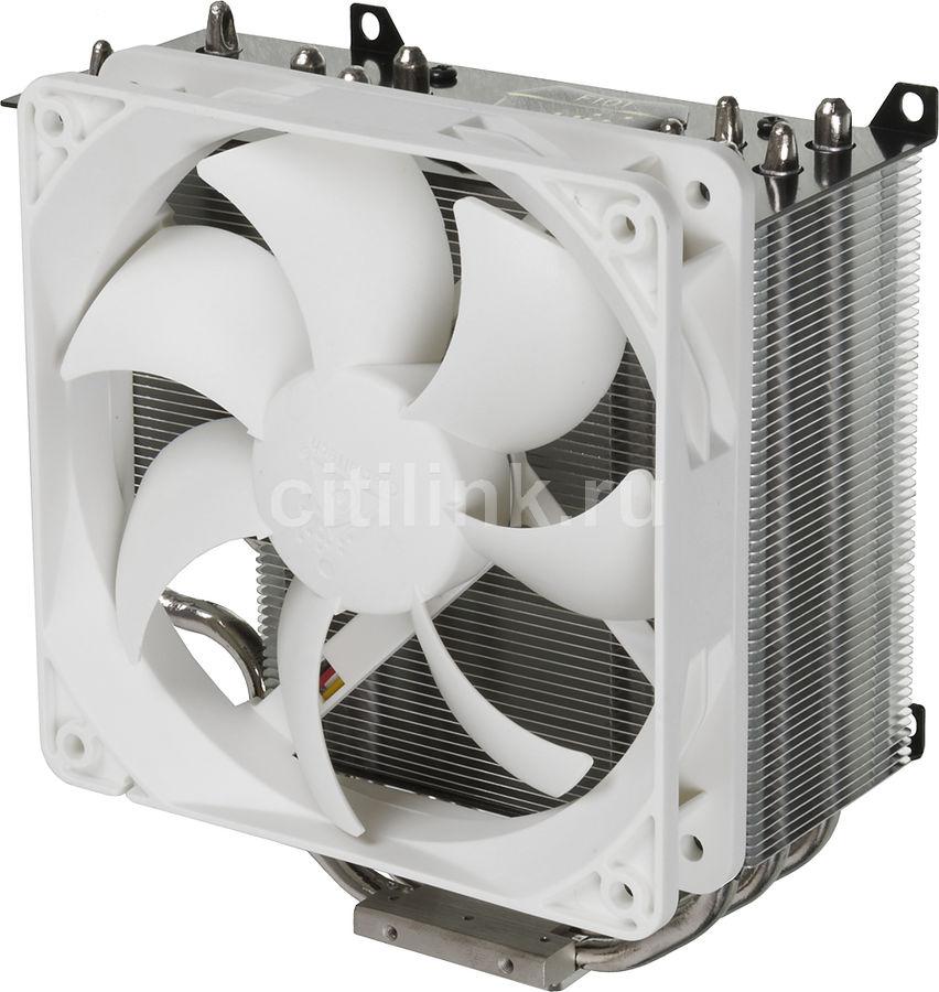 Устройство охлаждения(кулер) GLACIALTECH F101 Silent,  120мм, Ret