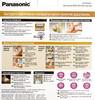 Эпилятор PANASONIC ES-ED50-N520 белый вид 8