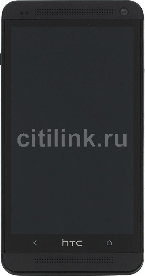 Смартфон HTC One Dual Sim черный