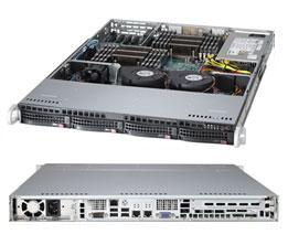 Платформа SuperMicro SYS-6017R-TDF+ 3.5