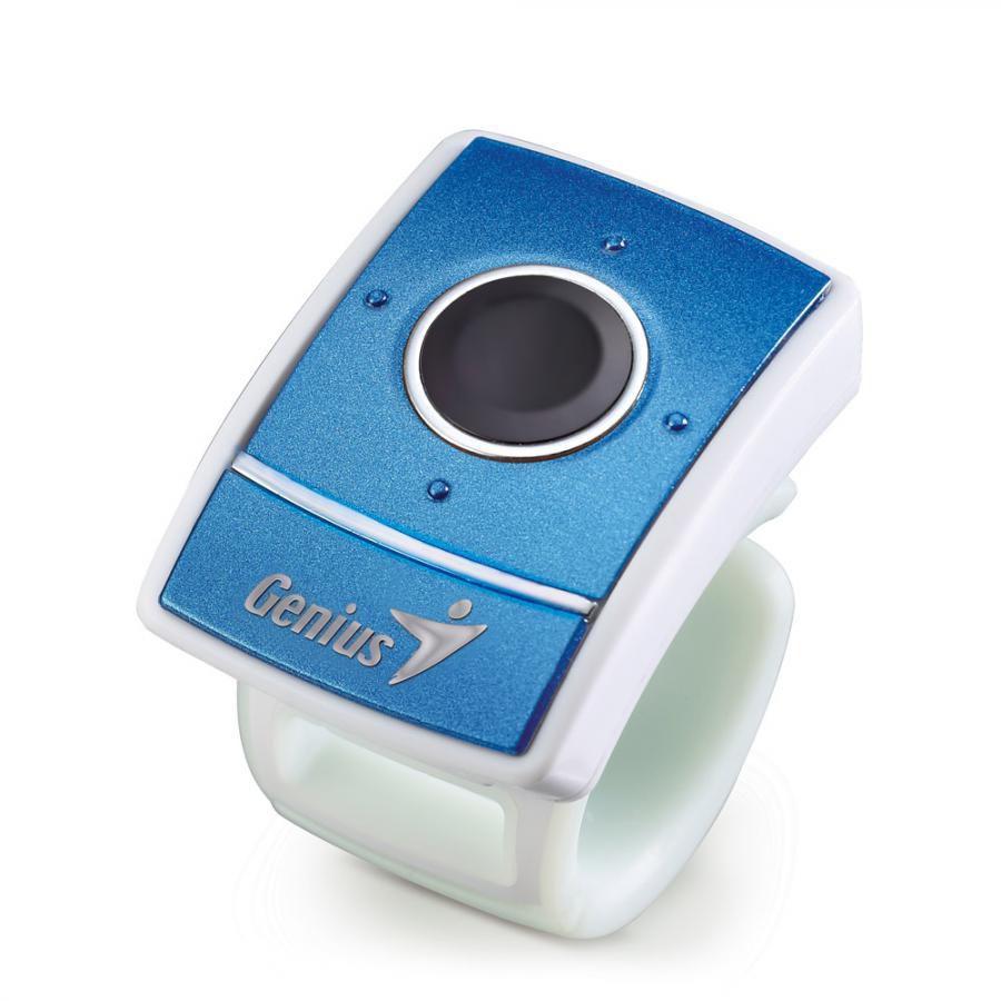 Презентер GENIUS Ring,  синий [31030068101]
