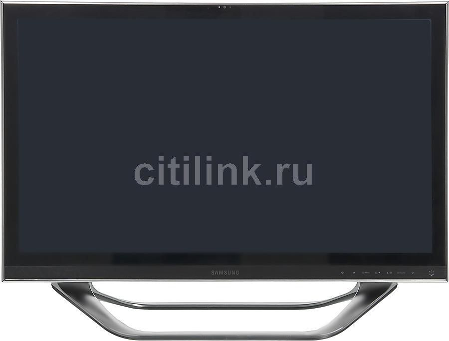 Моноблок SAMSUNG DP700A7D-X01, Intel Core i7 3770T, 8Гб, 1000Гб, AMD Radeon HD 7850M - 1024 Мб, Blu-Ray, Windows 8, черный и серебристый [dp700a7d-x01ru]