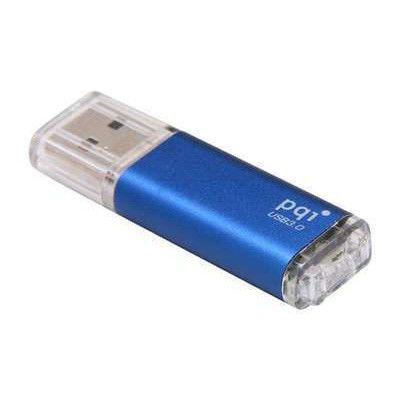 Флешка USB PQI Traveling Disk U273V 32Гб, USB3.0, синий [627v-032gr7004]