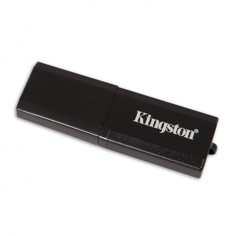 Флешка USB KINGSTON DTSE6 8Гб, USB2.0, черный [kc-u508g-3pk]