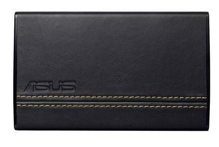Внешний жесткий диск ASUS Leather, 1Тб, черный [90-xb3v00hd00030-]