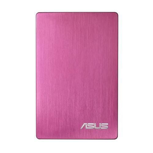 Внешний жесткий диск ASUS AN300, 500Гб, розовый [90-xb2600hd00070-]