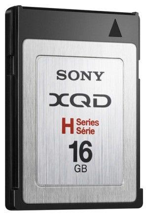Карта памяти XQD SONY 16 ГБ, QDH16