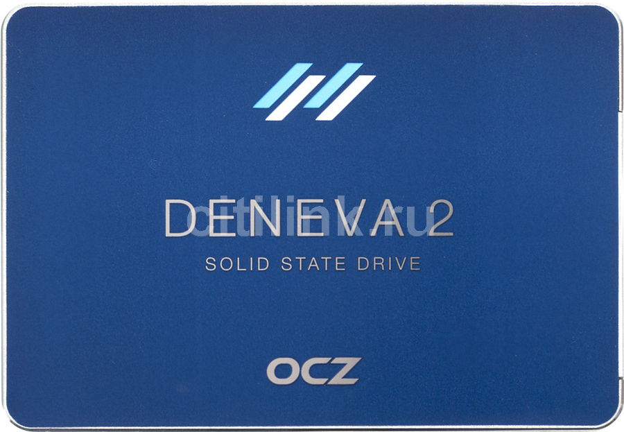 Накопитель SSD OCZ Deneva 2 R D2RSTK251E19-0400 400Гб, 2.5